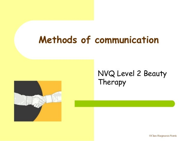 it user nvq communication The level 4 nvq diploma in business and administration qualification structure information page shows how these credits are achieved through a combination of communicate in a business environment, will need you to show how you select and use different styles of communication in order.