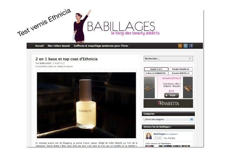 Merci !Contact : Virginie Bapaume - http://ivy-agency.com/ - Mail : virginie@ivy-agency.com - Tèl : 06 24 57 23 29