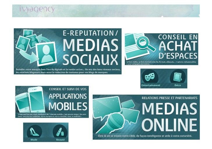 Quelques chiffres sur les réseaux sociaux•78% des internautes français utilisent les réseaux sociaux• 64% des internaute...