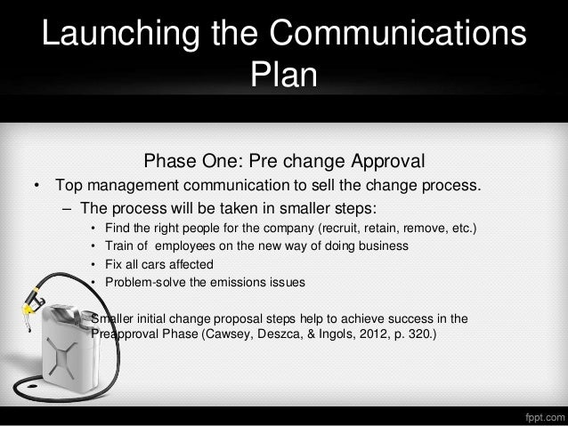 a communication plan to provide the right information within tesla Effective communication: a challenge to project without a solid communication plan and means that the information is provided in the right.