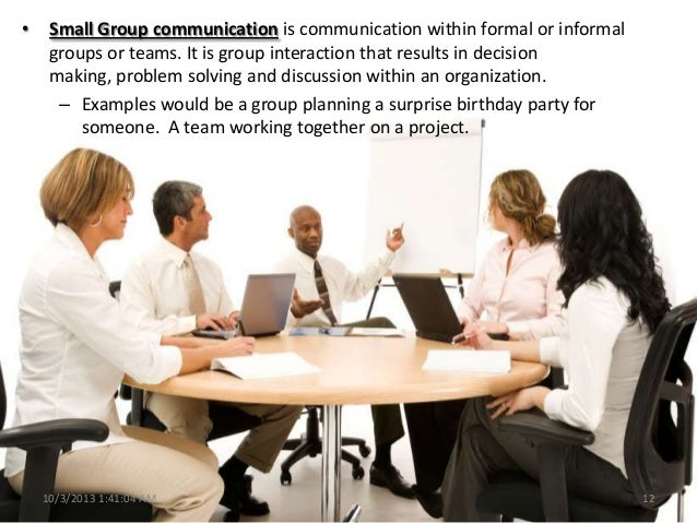 small group communication Students will explain the transactional model of communication and describe  how  students will perform appropriate research tasks in the small group setting.