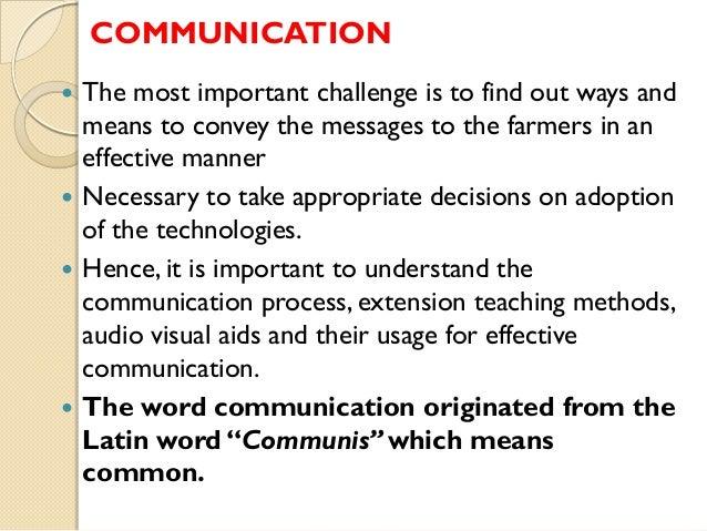 Communication ppt Slide 2