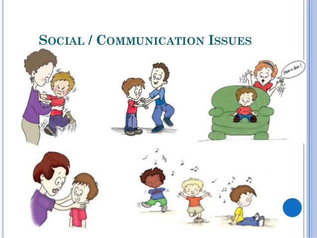 Communication Problems And Intervention For Children With Autism