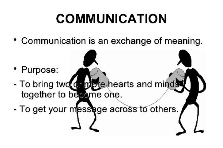 Communication & public speaking