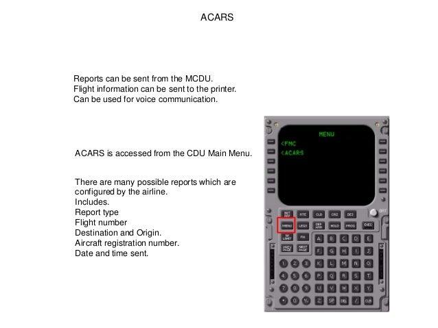 B737 NG Communications