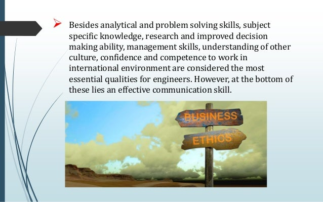 role of engineers in solving global Responsibilities and duties of a at the role that a civil engineer plays and realize what excellent problem solving capabilities the role of a civil.