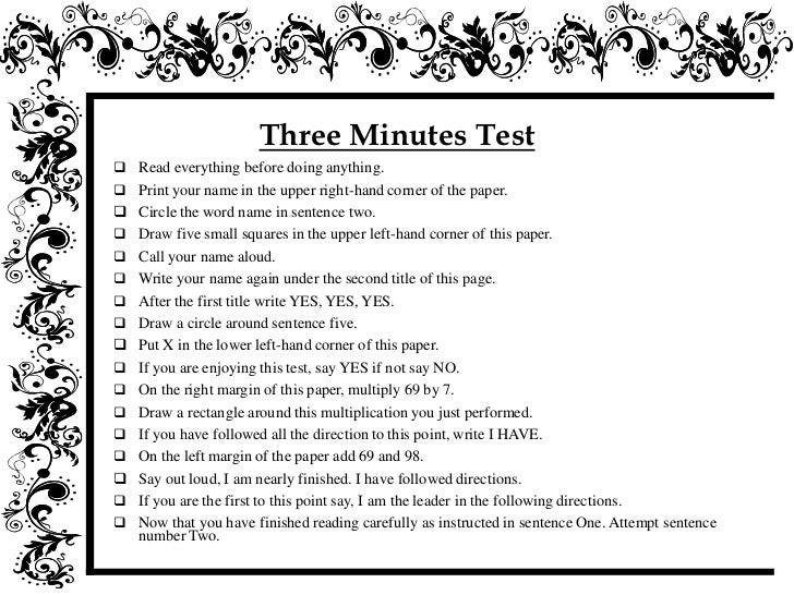 Communicating effectively worksheet essay example