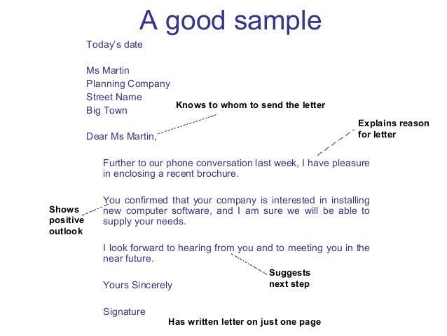 Business communication skills 62 a good sample spiritdancerdesigns Images