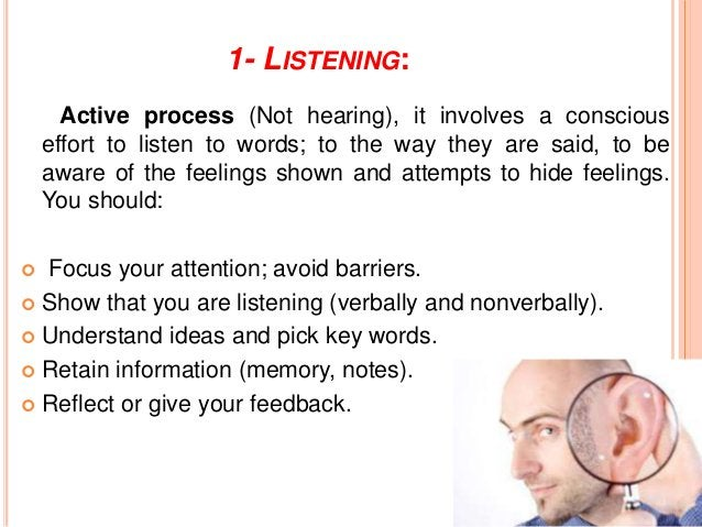 4- INFORMING  in a Clear, Correct, Concise, Complete way.  Consider: Needs, Language, Obstacles.  Summing-up briefly. ...