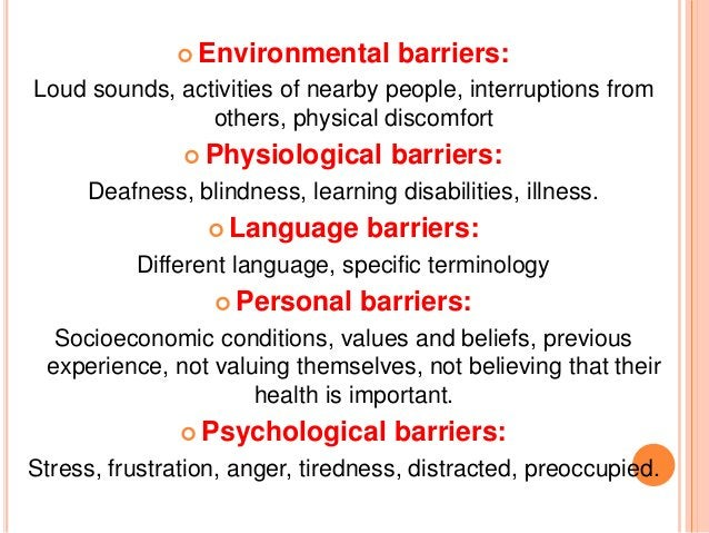 VERBAL COMMUNICATION clear  Clarify  Listen  Encourage  Appreciate  reassure Don't Give orders Attack Be aggress...