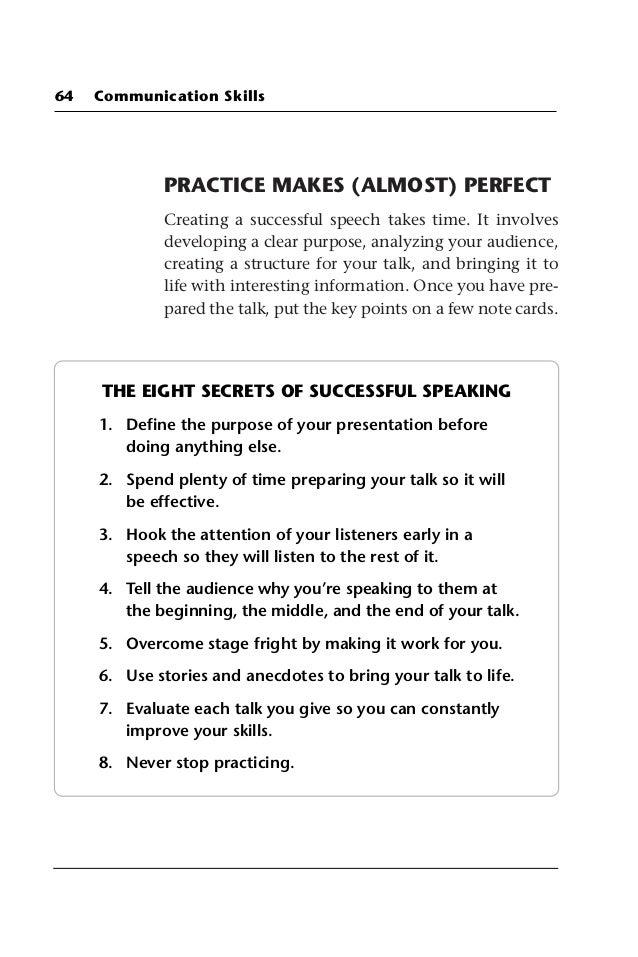 Cover Letter Highlighting Communication Skills – Resume Templates ...