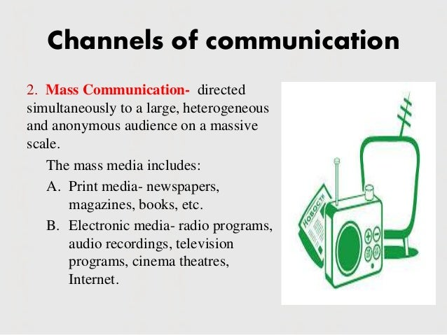 Electronic and non-electronic methods of communication Essay Sample