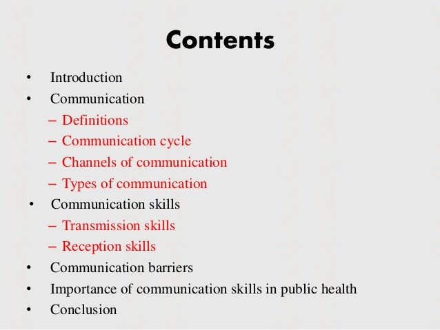 an introduction to the importance of communication Why are good communication skills important | finding help for kids.
