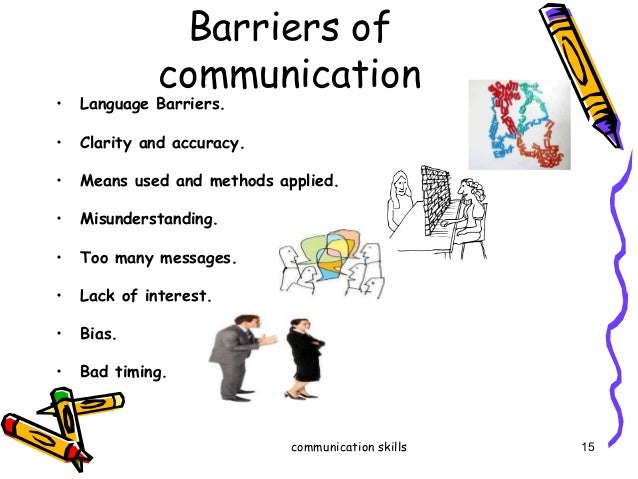 communication problems in the workplace essay Effective workplace accountability and communication and accountability as key elements of good communication problems likely precipitated.