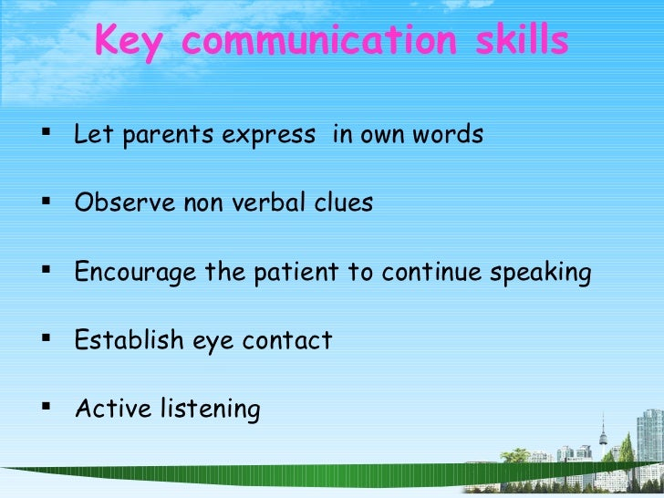 Communication Skills Ppt  Bec Doms Mba  St Sem