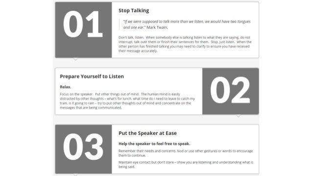 Communication skills presentation jan 2017