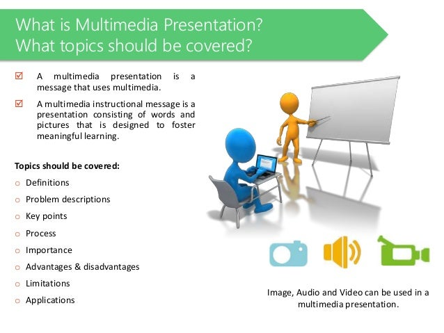 make better presentations