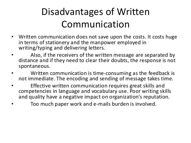 12 written communication Study and application of written and oral business communication to serve both student and professor this series features chapters with the following elements: • learning objectives • introductory exercises.