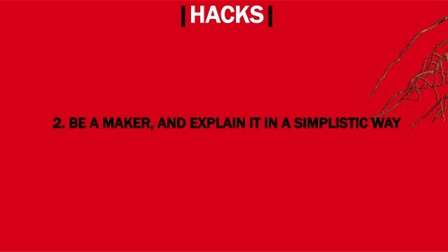 WHERE? |HACKS| 5. TAKE PEOPLE ON THEIR OWN JOURNEY (NOT YOURS), BE THE EXAMPLE AND CREATE EXPERIENCES