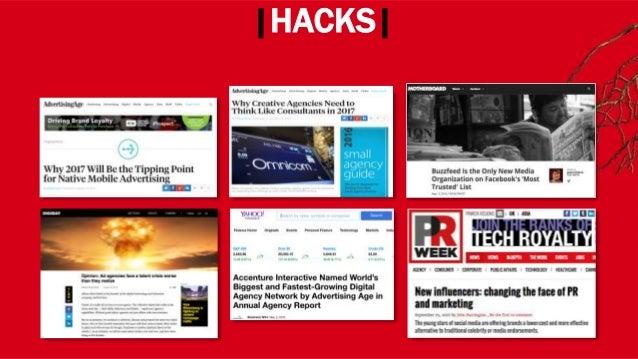 WHERE? |HACKS| ANNALECT RESOLUTION MEDIA ACCUEN P&G AT&T MCDONALDS