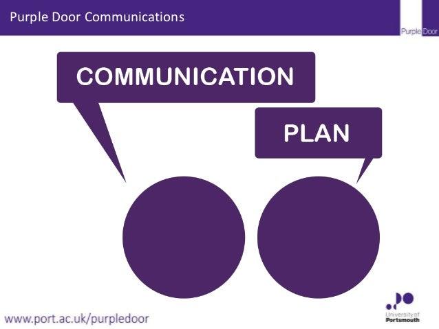 Purple Door Communications