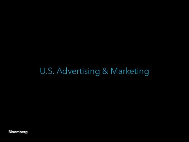 Bloomberg Intelligence: US Communications Outlook 2015 Slide 3