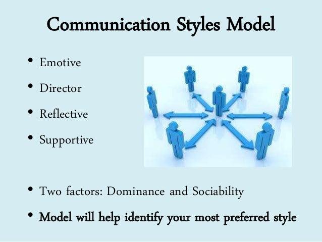 communication reflection essay