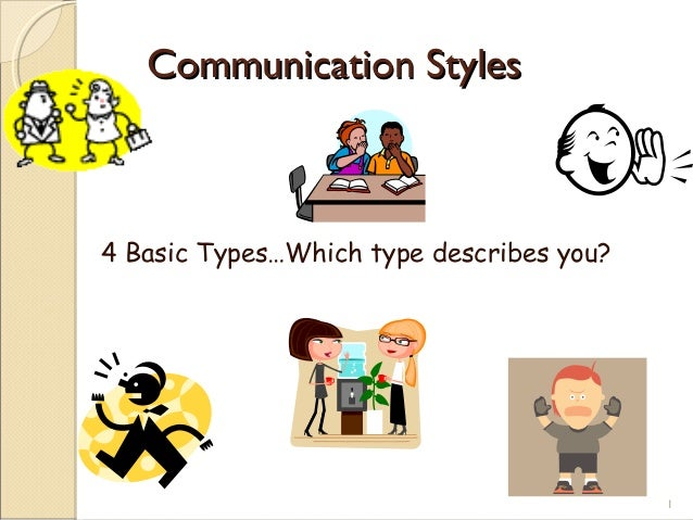 different communication style Direct vs indirect communication style cultures that value getting to the point quickly without mincing words are direct communicators in this type of.