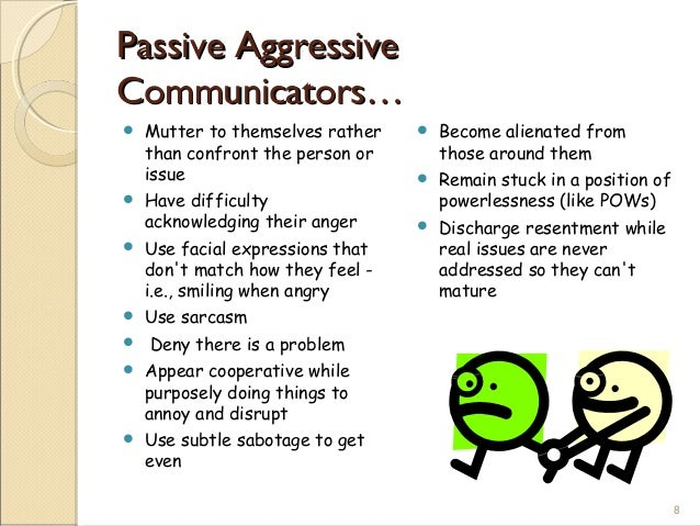 Communication styles ppt 2