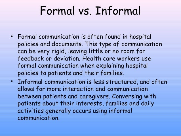 formal versus informal extracurricular activities Sos for the short answer: how to write about an extracurricular activity or work experience by j9robinson | oct 14, 2011.