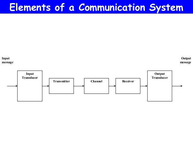 communication systems Other articles where communication system is discussed: automation: communications: one of the earliest practical applications of automation was in telephone switching.