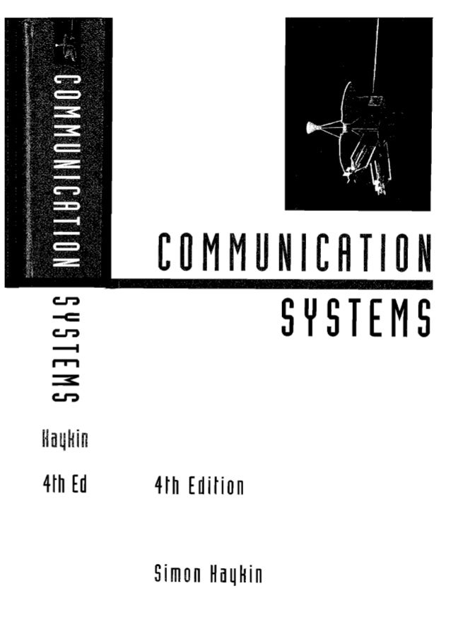 communication systems 4 th edition simon haykin with solutions manual rh slideshare net Competent Communication ManualDownload Commercial Communication
