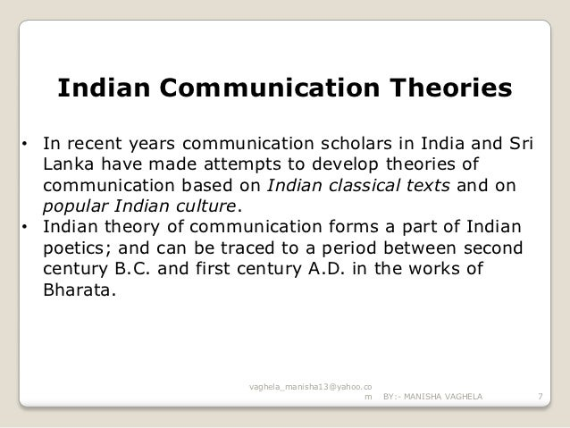 theories in communication It was introduced in outline by the american communications researchers   media dependency theory, a systematic approach to the study of the effects of  mass.