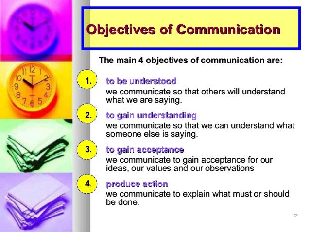 Different reasons why people Communicate Essay Sample