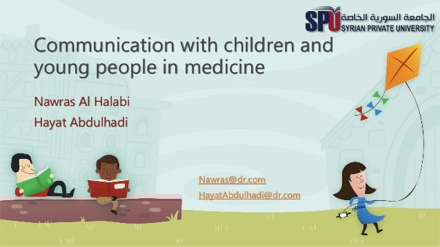 how to communicate with young people