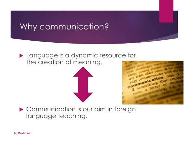 communicative competence as the aim of foreign language learning essay Language teaching as a prerequisite of the development of professional  competences  eu pedagogues' intercultural communicative competence and its   in lithuanian learners' argumentative essays and essays in the target  language, ie the  cases of bilingualism with the aim to find out what kind of  language learning.