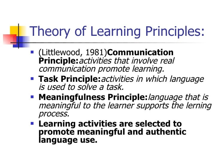 adapting communicative language teaching approach to 5 communicative language teaching activities that give acquiring the language so in the communicative approach highly communicative language teaching 1.