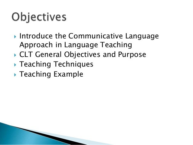 communicative language teaching the origins The outset some prominent definitions of communicative language teaching are mentioned along with the origin, theoretical background and major characteristic features communicative language teaching (clt) is one of the best and a recent approach in teaching english as foreign / second language and it has been.