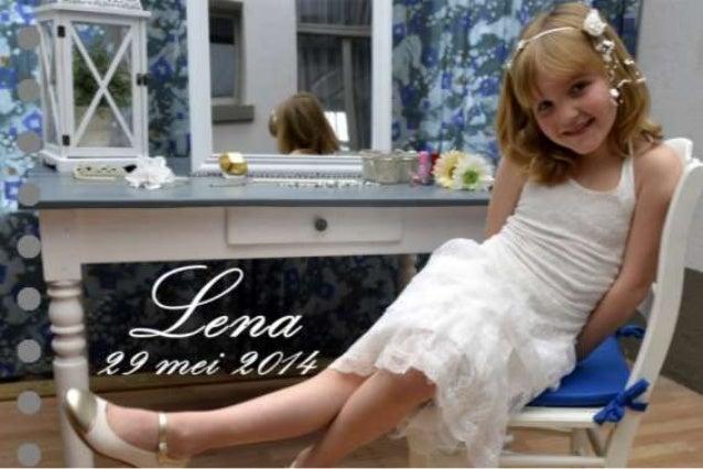 Communie Lena