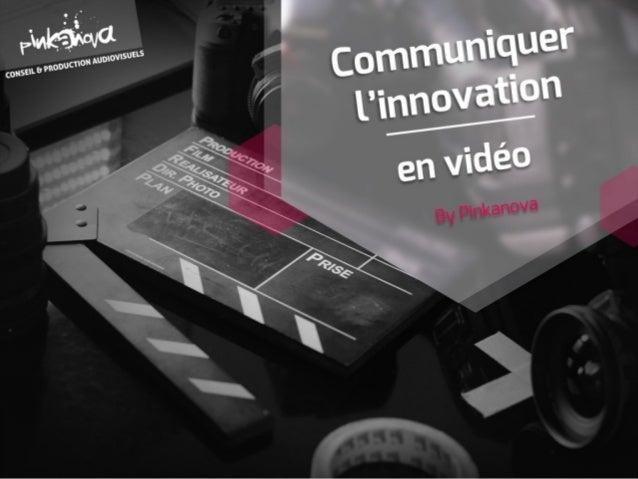 L'expérience ne se décrète pas ! ? Qu'est-ce qu'un produit innovant  Aujourd'hui, sur des marchés où la concurrence est to...