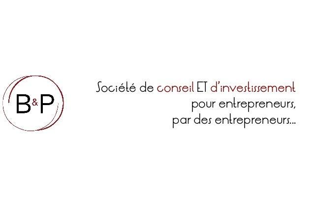 """""""Société de conseil ET d'investissementpour entrepreneurs,par des entrepreneurs..."""