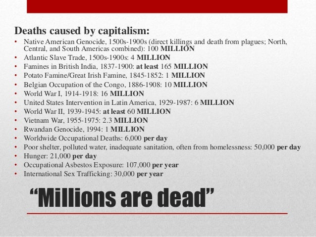 vietnam war the product of capitalism and communism Introduction to the vietnam war many americans saw communism as a threat to capitalism why did many americans oppose the war in vietnam.