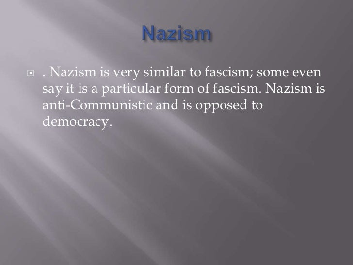 Communism fascism and nazism ccuart Image collections