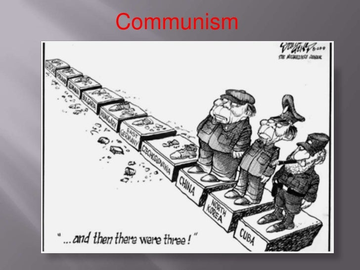 Communism, fascism, and nazism