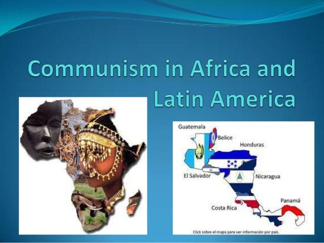 communism in latin america essay Mariátegui: father of indigenous communism in latin america  he insisted in his essays that the principal contradiction  father of indigenous communism in .