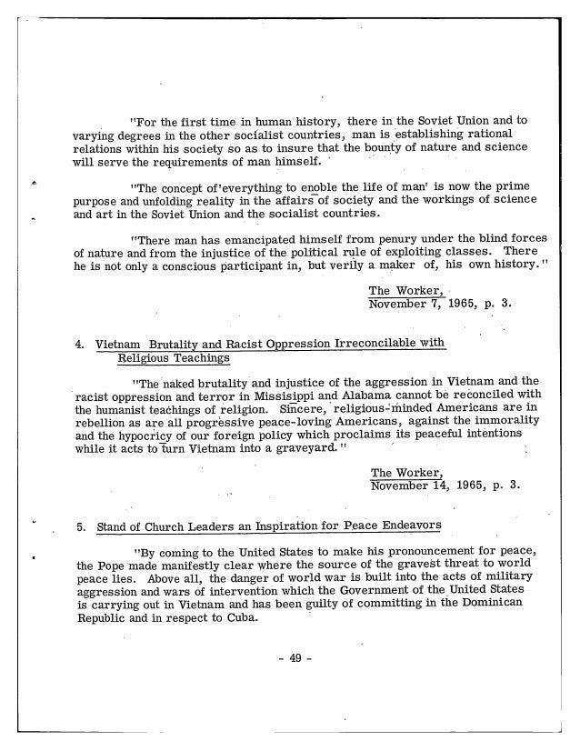 Communist party line   fbi file series in 25 parts - vol. (24)