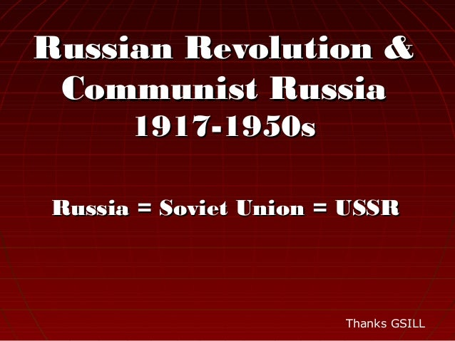 change in russia following the 1917 During the october 1917 russian revolution, the liberal, western-oriented  provisional  which was established following the february 1917 russian  revolution that  of qualified ministers (rather than demand fundamental  structural change.