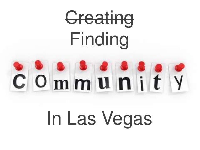 FindingIn Las VegasCreating