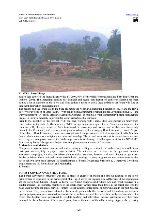 "failure of community forest based management Community-based forest management (cbfm) constitutes ""a powerful paradigm that evolved out of the failure of state forest governance to ensure the sustainability of."