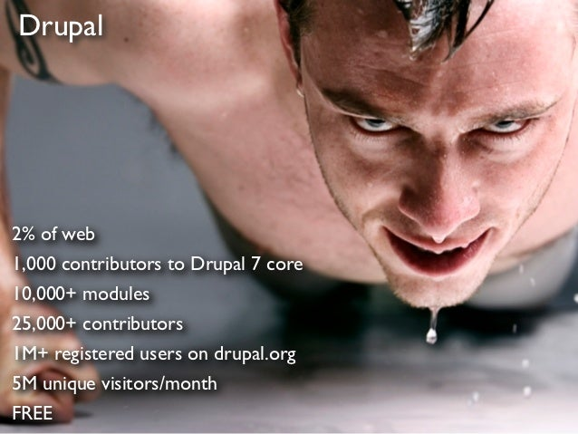 Drupal growth is held back by the lack of Drupal talent